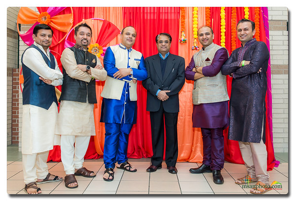 ICCL's Diwali Party 2018 - Portraits