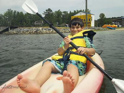 Tucker Lake 070914