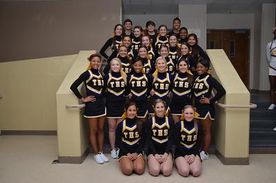 Varsity Cheer 2015