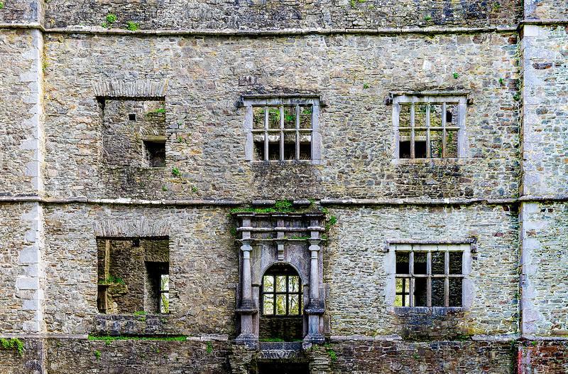 Kanturk Castle Wall; County Cork, Ireland 2017