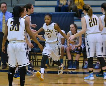 Girls Basketball: Glenbard North @ Neuqua 1/9/2016