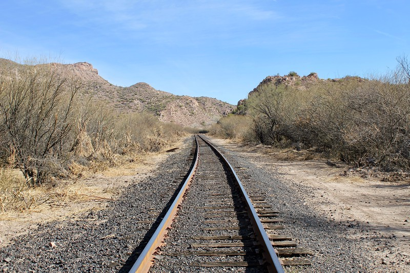 Copper Basin Railway at Cochran (2018)