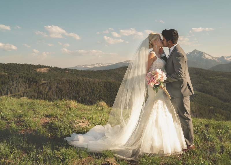 Erika + Colt | The Arrabelle - Vail , CO