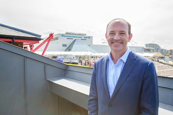 Wharf - Excel CEO