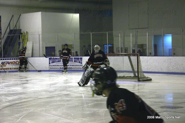 Houston Vs. North Pole 1-30-2008