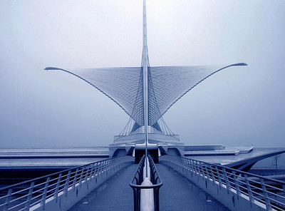 Calatrava Art Museum Milwaukee