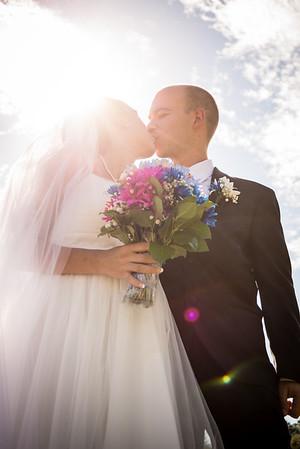 Courtney and Chris Price Wedding