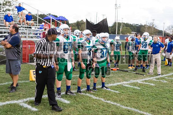 Varsity Football #34 - 2016