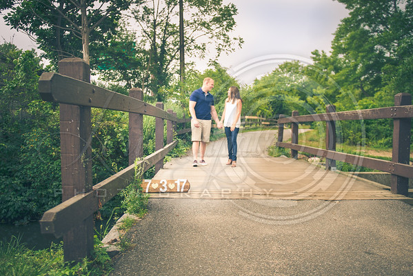 Deena & Ricky - Engagement Shoot