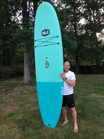 New Paddleboard