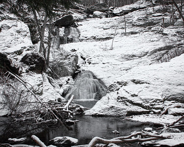 Maryland - Cunningham Falls State Park in Thurmont, Md