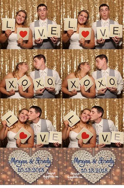 Morgan & Brady's Wedding 10-13-2018 PRINTS
