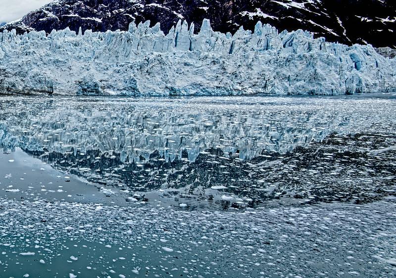 Marjorie Glacier -  , Alaska - Glacier Bay National Park