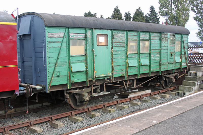SR 2181 PMVY Chasewater Railway 11/09/11