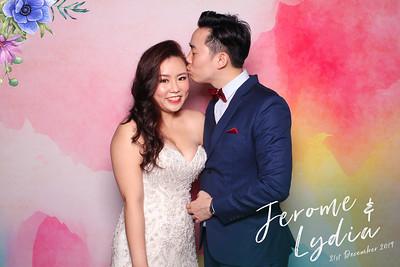Jerome & Lydia