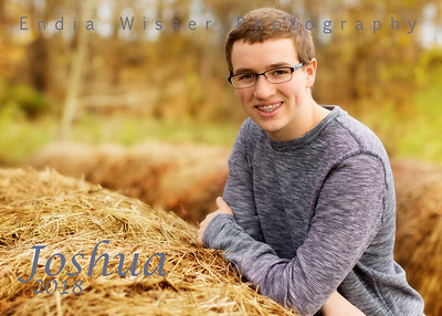 Joshua from with Endia Wisser Photography 2018