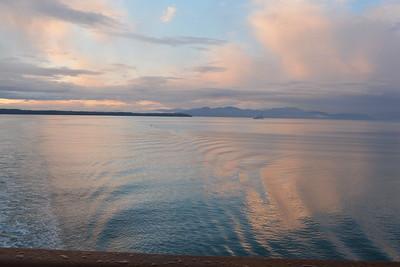 CANADA & ALASKA 2016 - Skagway and Rain