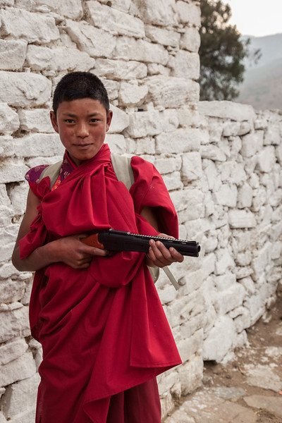 The Innocence of Bhutan