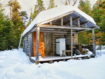 North Maine Woods Camp