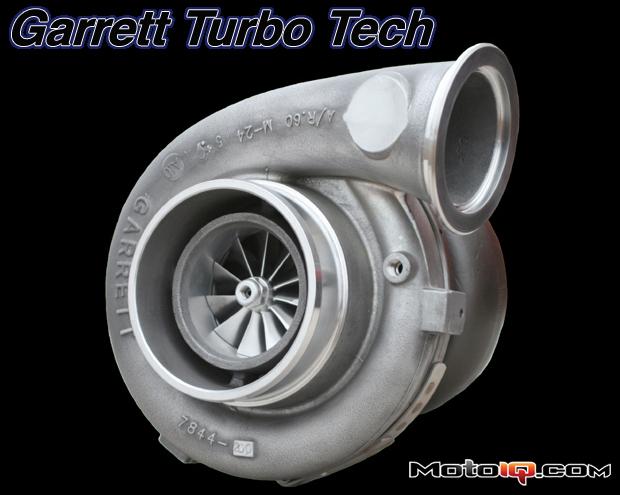 Garrett GTX Turbo Tech