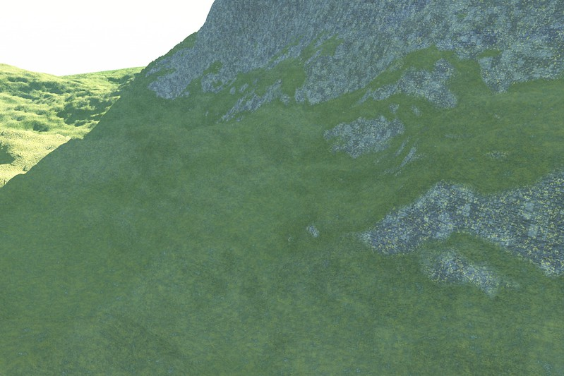Forest Island 4 : A Computer Generated Image from Daily Animation