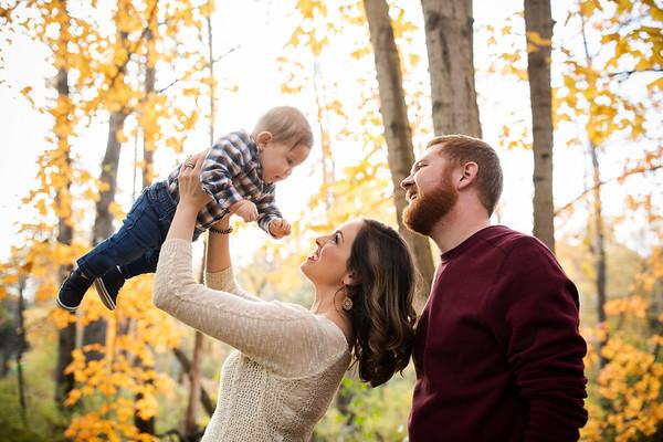 Morris Family Oct 2019