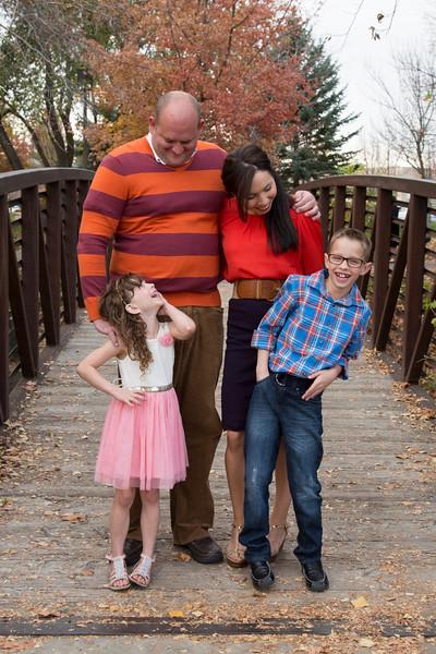 Steele Family 2016