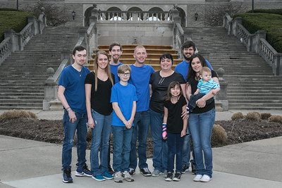 Jennifer & Steve Family Photos