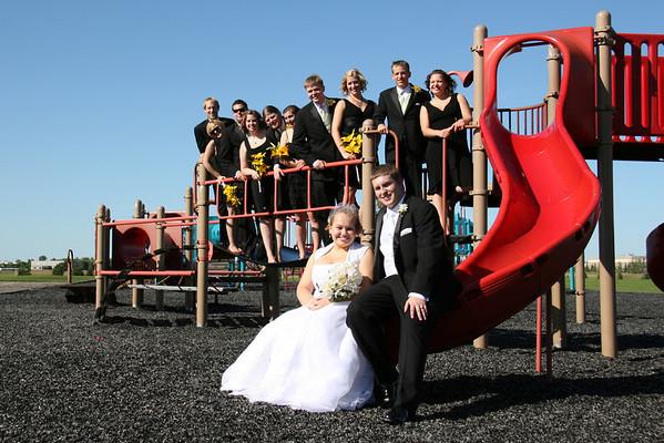 Tarver-Hasslen Wedding