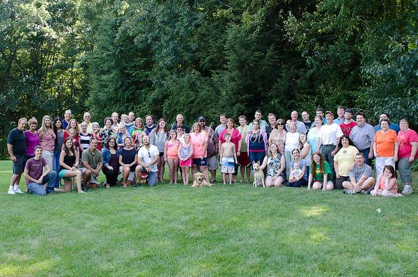 Supple Family Reunion • 8/30/14