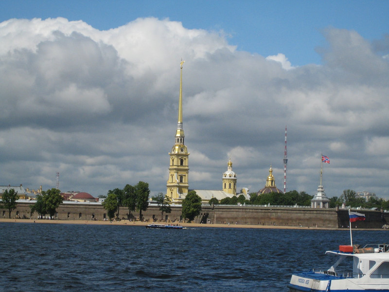 Sts. Peter and Paul Cathedral and Fortress