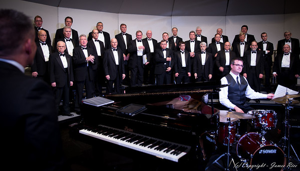 2014 Apollo Men's Choir