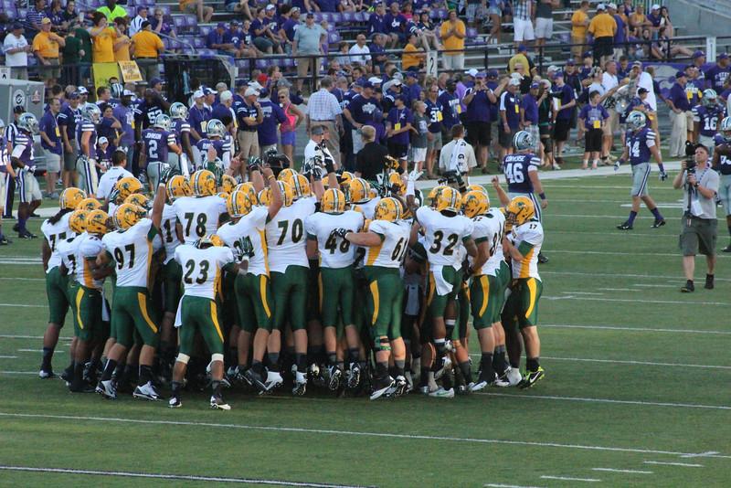 2013 Bison Football - Kansas State 009.JPG