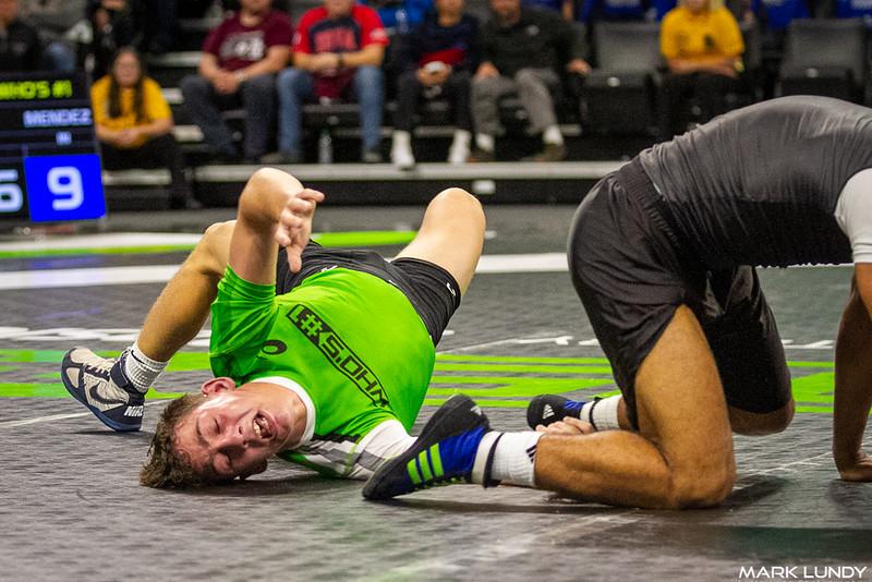 Shayne Van ness Branchburg, NJ (New Jersey) VPO1 Jesse Mendez Crown Point, IN (Indiana), 10-9 - 2019 Who's #1