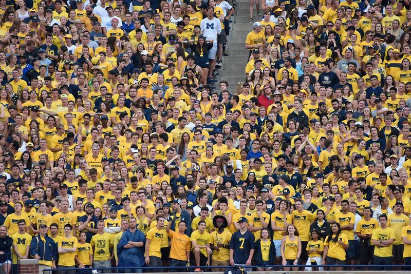 Michigan VS UCF Football