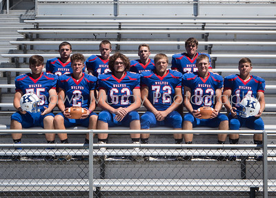 Kane Wolves Football 2017-Varsity & Middle