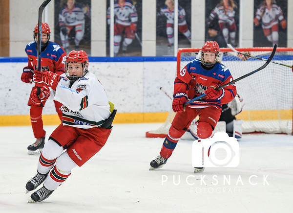 Göteborg Ishockey Cup 2019-01-04: Lions HC Strömstad - Frölunda HC
