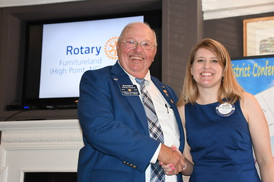 2019-2020 Furnitureland Rotary Club