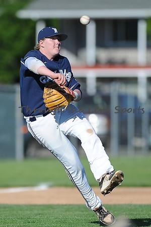 Sprague vs. West Albany HS Baseball
