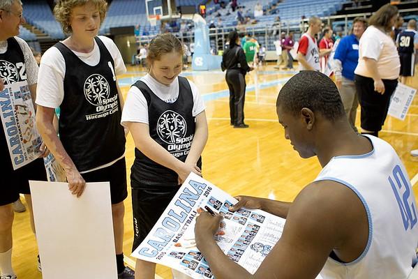 2016 UNC Basketball Clinic