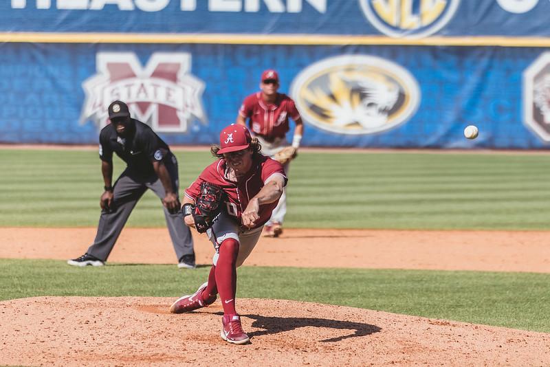 SEC Baseball Tournament 2021
