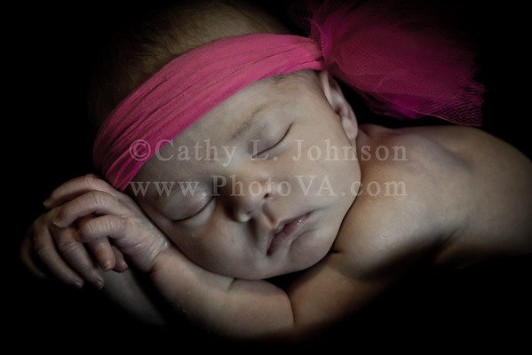 Baby Claire - Moyock Portrait Photography
