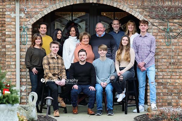 VanGoethem Extended Family
