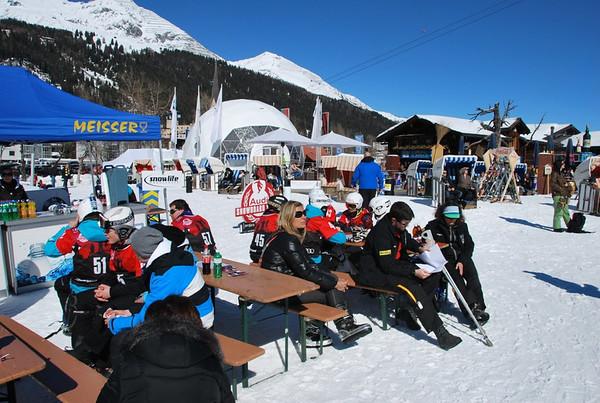 Bündnermeisterschaften Snowboard