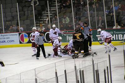 UNO Mavericks vs Ferris State Dec 4, 2005