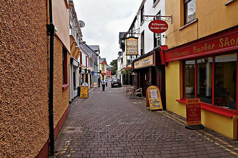 Glebe Lane, Killarney