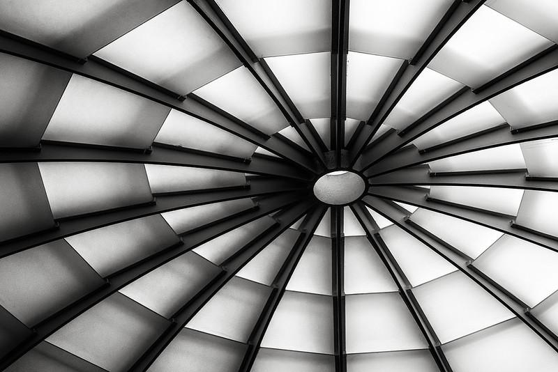 ceiling detail, Rubin Museum