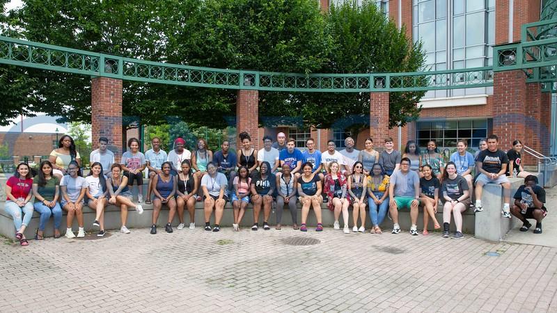 AOP Summer Program Group Photos