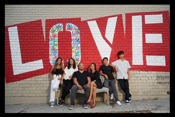Valencia Family 2020