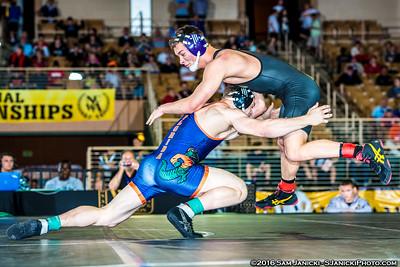 157 - Thome def. Prieto - 2016 NCWA Championships